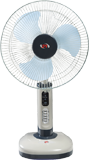 Rechargeable Fan 13 With Light